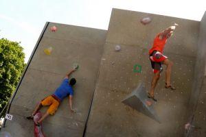 В Каменце-Подольском пройдет второй этап Кубка Украины по скалолазанию
