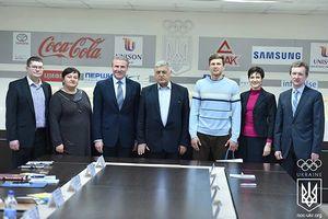 Глава НОК Украины Сергей Бубка обговорил с украинскими скалолазами подготовку к олимпиаде в Токио 2020