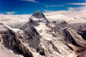 Киргизская экспедиция успешно взошла на вершину Хан-Тенгри