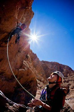 5 уроков жизни от скалолазания