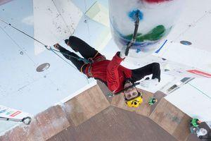 Харьковские спортсмены поборются за медали Чемпионата Мира по ледолазанию