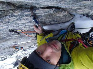 Польский альпинист совершил первое зимнее соло восхождение по Стене Троллей в Норвегии