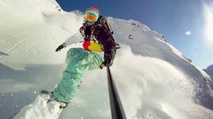 Чем опасно селфи на горнолыжном склоне и вне трасс? Исследование.