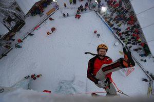Лучшие моменты Чемпионата Мира по ледолазанию
