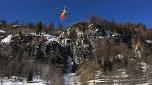 Четыре ледолаза погибли в Итальянских Альпах