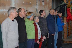В Кременчуге определили победителей Кубка Украины по скалолазанию среди ветеранов
