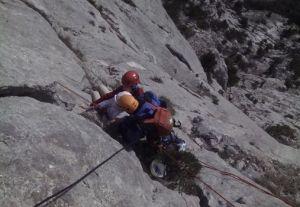 В Крыму со скалы Мшатка-Кая сорвалась альпинистка