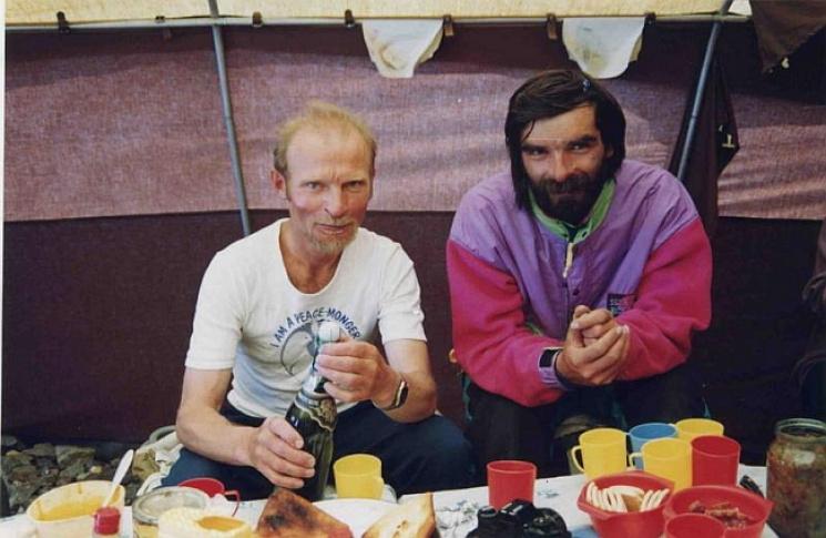 Фото: В. Балыбердин и Г. Копейка (архив Г. Копейки)