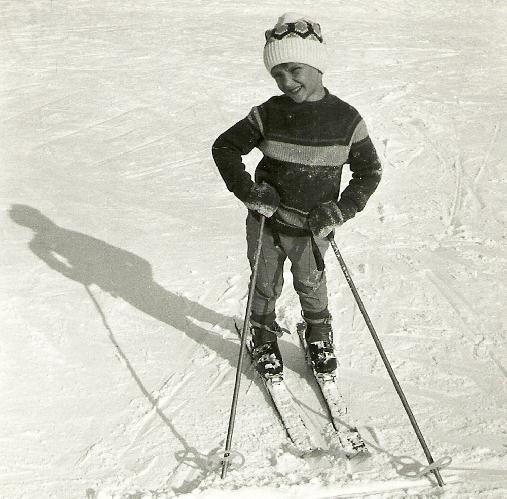 Петр Погон в детстве. Фото: личный архив П. Погона