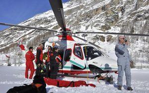 Трагедия в Курмайёре: в лавине погибли три горнолыжника, 5 человек получили травмы, 2 пропали без вести