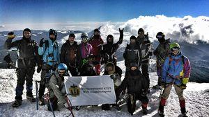 Альпинисты из Николаева завершили зимние восхождения в Карпатах