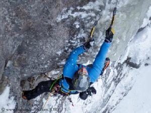 Томас Будендорфер получил серьёзные травмы при падении с ледопада