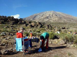 Килиманджаро: необычный взгляд
