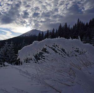 В Карпатах появились четыре новых альпинистских маршрута.