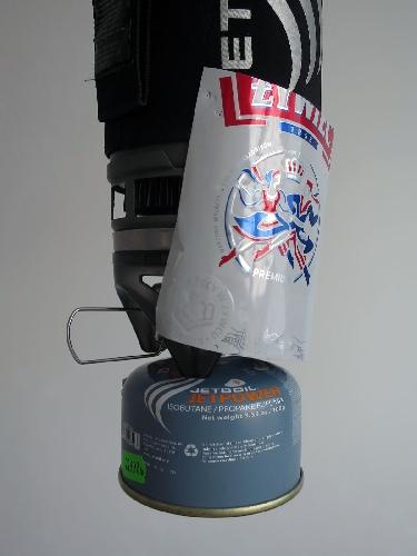 Ветрозащитный экран для джетбойла