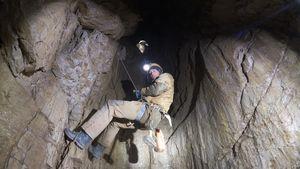 Пещера имени Веревкина в Абхазии стала второй по глубине в мире!