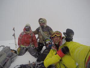 Харьковские альпинисты поднялись на вершину Южно-Американского континента и Эквадора - Чимборасо (6310м)