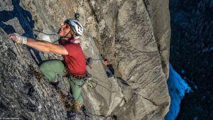 Пит Виттакер о скалолазании без напарника