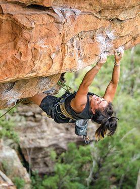Женские тренировки по скалолазанию для силы верхней половины тела