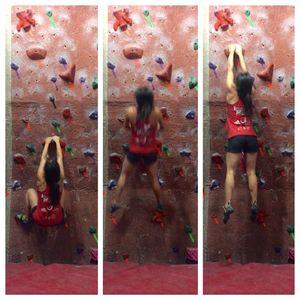 Скалолазание: как научиться прыгать?