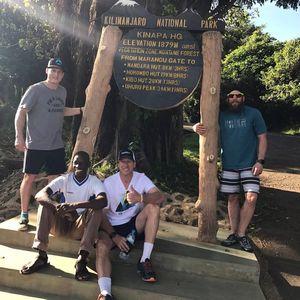 На велосипедах на вершину Килиманджаро