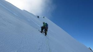Восхождение на Маунт Тайри (Mount Tyree, 4852м)