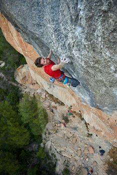 Штефано Гизольфи проходит свой юбилейный маршрут сложности 9а+: