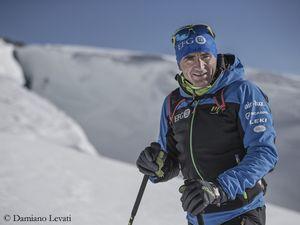 Ули Штек перед исторической экспедицией на Эверест: