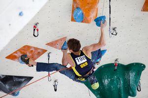 В Днепре пройдет Чемпионат Украины по скалолазанию