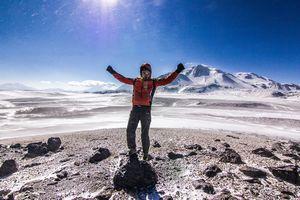 Восхождение на высочайший на Земле вулкан - Охос дель Саладо