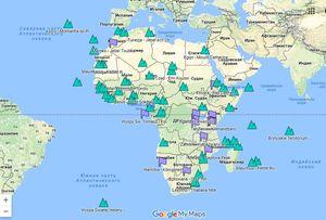 Роберт Гондек представляет проект «Высочайшие вершины всех африканских стран»
