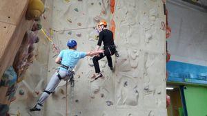 В Черкассах завершился Чемпионат области по технике альпинизма