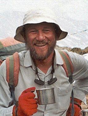 Выдающемуся харьковскому альпинисту, покорителю Эвереста и дважды