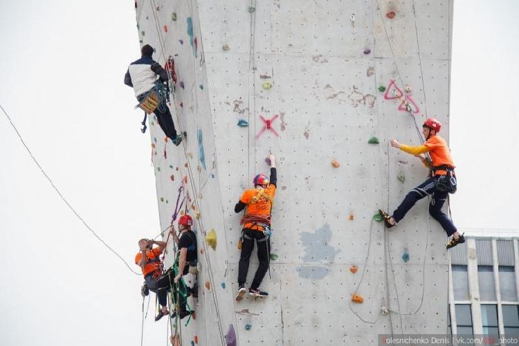 Кубок Украины по технике альпинизма памяти Игря Свергуна