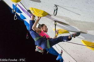 Международная Федерация спортивного скалолазания внесла изменения в правила проведения соревнований