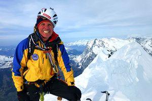 Легенда альпинизма Питер Хабелер в 74 года поднялся на вершину Эйгер по самой опасной Северной стене!