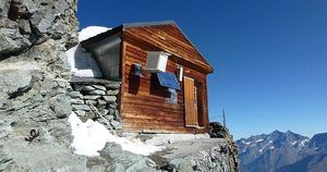 10 самых необычных горных хижин в мире, которые нужно посетить