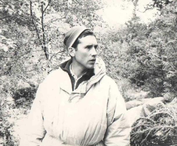 Юрий Пархоменко, а/л Ала-Арча, 1969г.