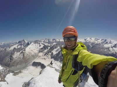 От Альп до Эвереста: Килиан Джорнет планирует установить рекорд скорости восхождения на вершину мира!
