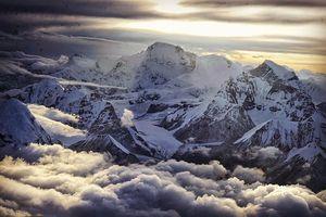 Фото дня: Эверест сегодня