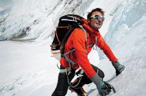 Ули Штек: видеопрезентация проекта траверса Эверест-Лхоцзе