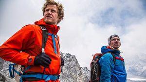 На Эверест без кислорода: вторая попытка для Кори Ричардса и Эдриана Баллинжера