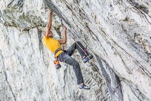 Как создавался самый сложный скалолазный маршрут Канады: