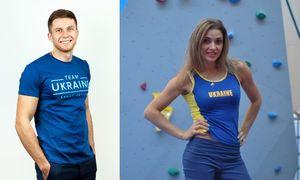 Даниил Болдырев и Алла Маренич - бронзовые призёры Кубка Мира по скалолазанию в Китае!