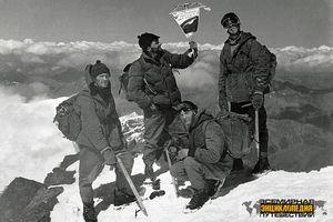 Из истории альпинизма: траверс Катунской Подковы