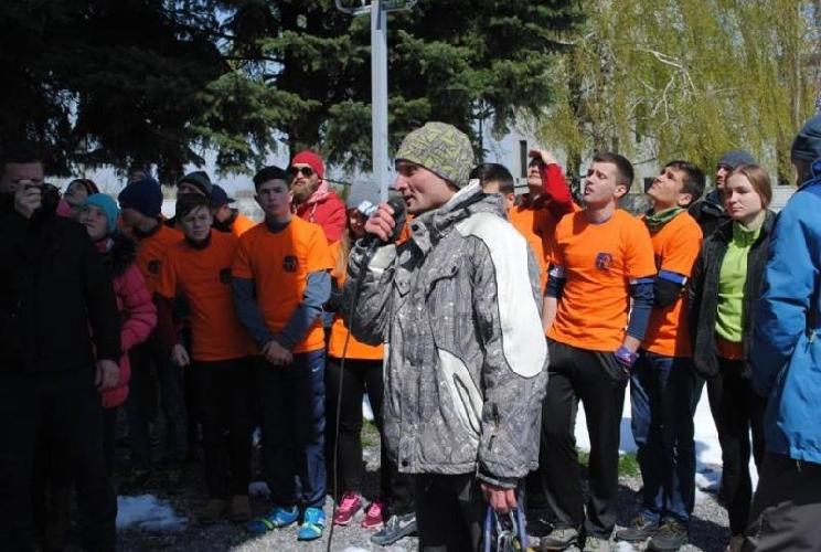 Кубок Украины по технике альпинизма памяти И.Свергуна.
