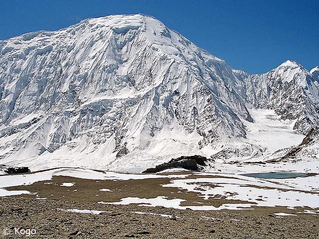 7134 метровый пик Тиличо (Tilicho)