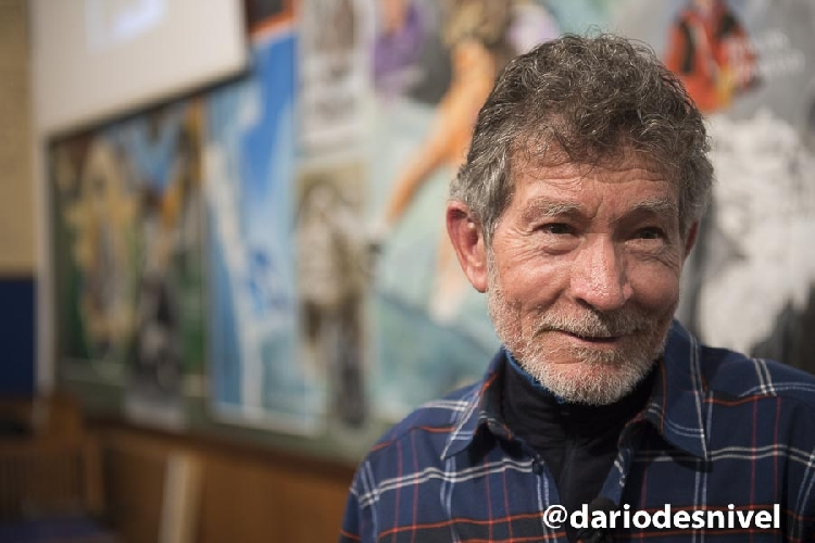 Карлосе Сория (Carlos Soria) - 78 летний альпинист