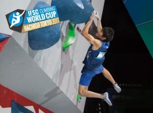 Этап Кубка Мира по скалолазанию в Японии. От Украины выступят 2 спортсмена