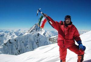 Азим Гайчисаз планирует стать первым иранским альпинистом покорившим все 14 восьмитысячников мира